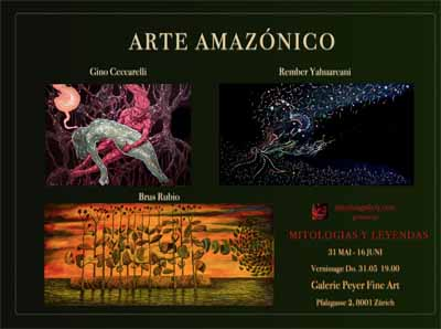 Amazonian Art - Mythologies and Legends